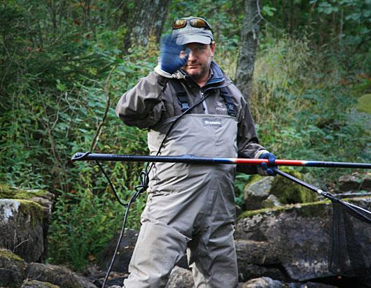 Anders Eklöv fiskevårdare